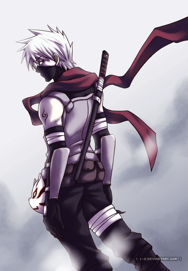 kakashi anbu royalty free images